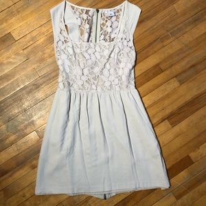 Lace cocktail dress from Urban Outfitters